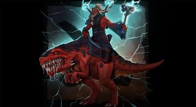 Disruptor Dinosaur Mount2