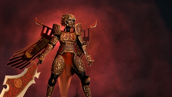 Legion Commander HD2